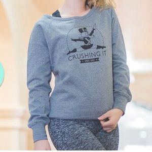 Crushing It - Juniors Nutcracker Sweatshirt